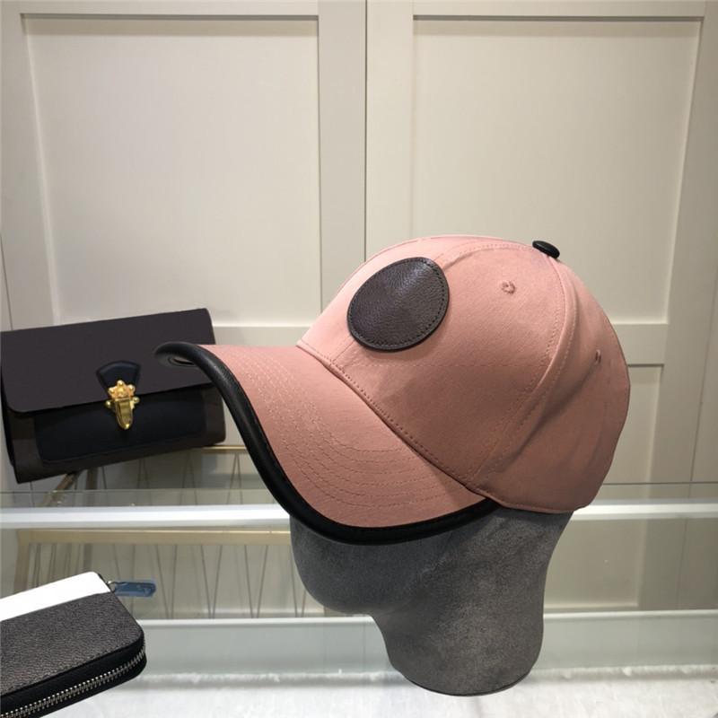 Berretto da baseball Designer Caps Cappelli Mens Womens Luxurys Casquette Gorro Letter Print Brands Tutte le stagioni 2021 210312v