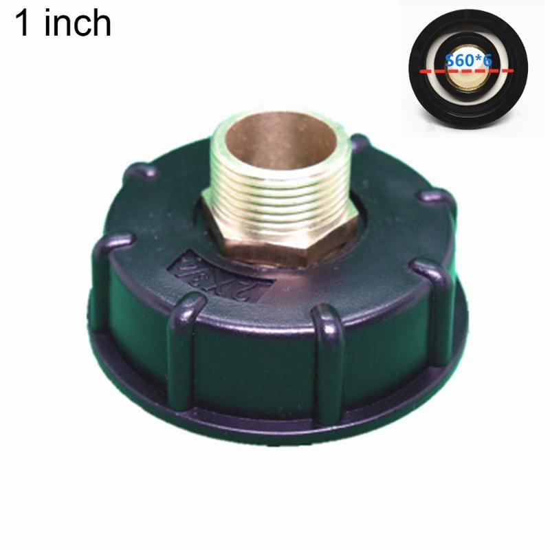 Storage Bags Tank Adapter IBC Connector Water Tote 60mm Thick Thread Coarse