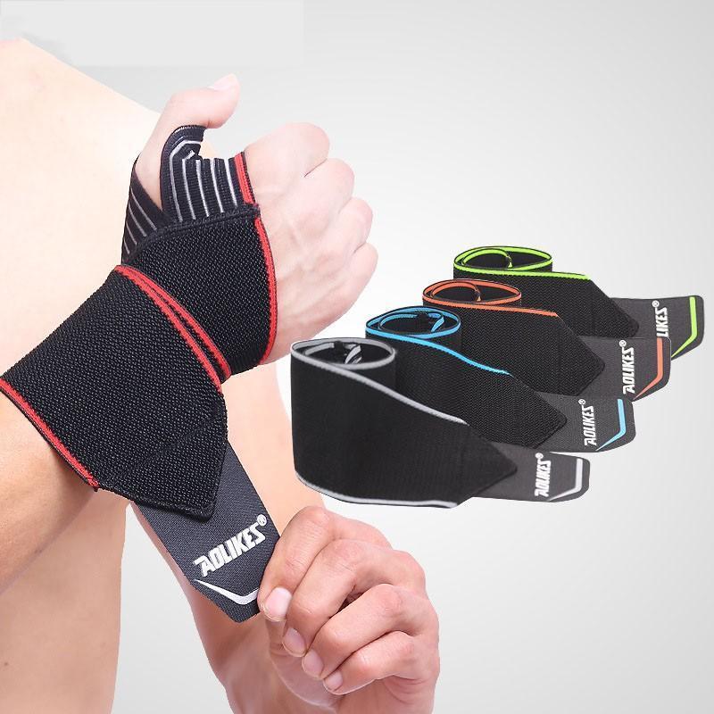 피트니스, 배구, 농구, 강도 훈련, 역량 보호 및 기타 손목 보호 지원을위한 세트 (2)