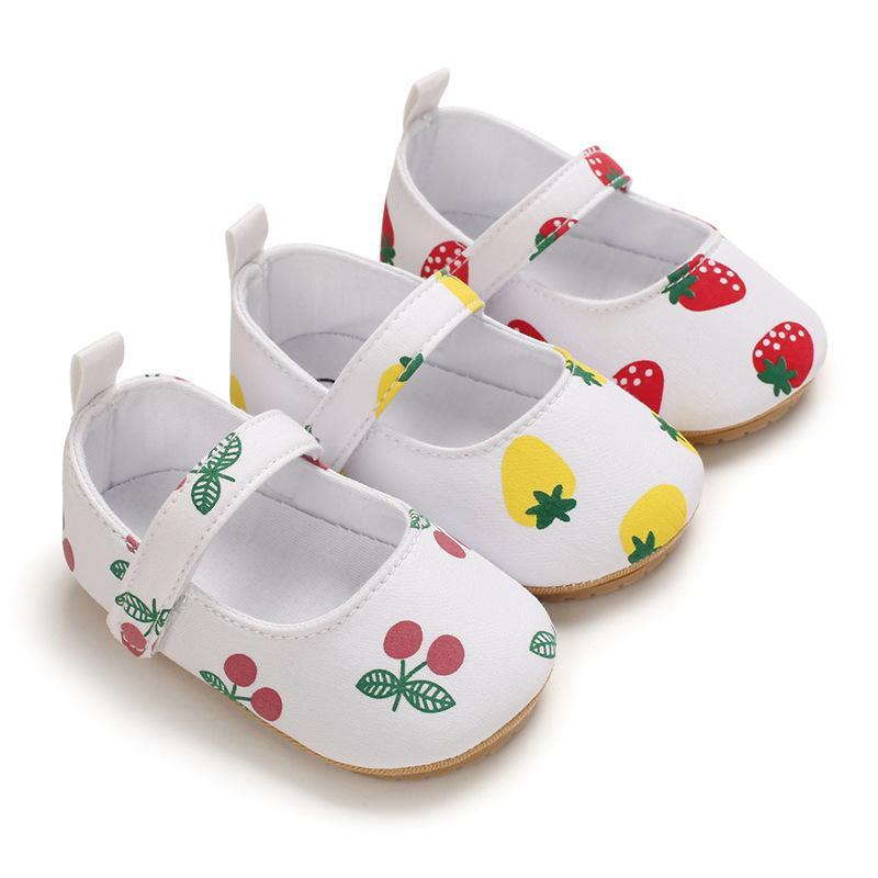 أحذية طفل معمودية الزفاف الأميرة فتاة بو الجلود ماري جين ولد أول مشوا طفل للبنات