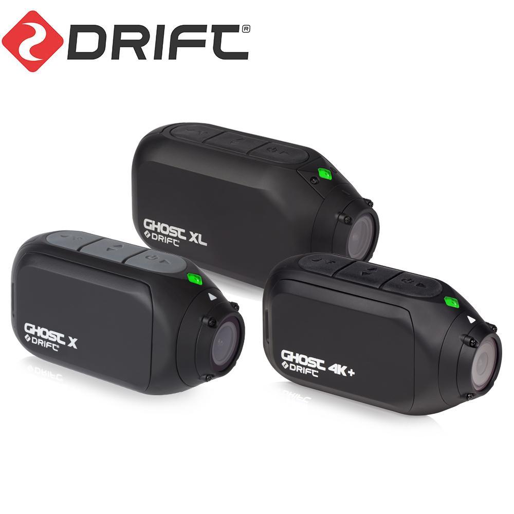 Drift Ghost X XL HD 4K + Plus Action-Videokamera für Helm Fahrrad Motorrad Körpergetragene Aufnahmekameras Wasserdichte Sport Cam 210319