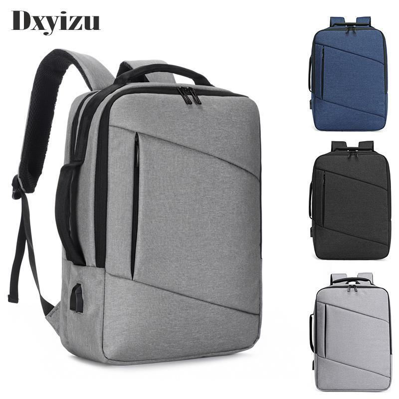 Mochila moda portátil hombres casual universidad universidad unisex escolar bolsa de alta calidad viajes negocio bagpack backbag rucksack