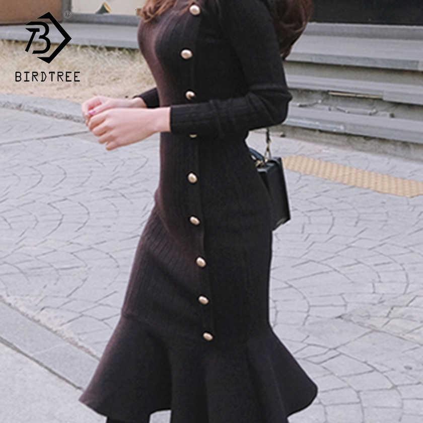 2021 Платья Прибытие Возвращение Повседневная E-Elect Elegance Full Mouw Сплошные с яркими ES Женщины Одежда Hots D88643LD