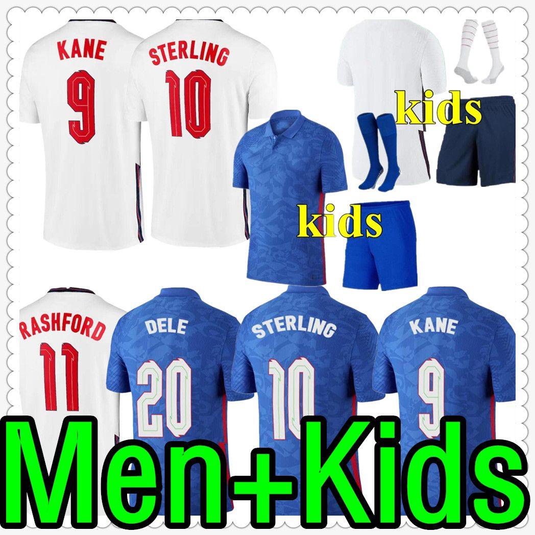 En Tayland Kalite Foden Kane Futbol Forması Futbol Formaları Gömlek 2021 Ayar Rashford Dağı Sancho Grealish Maillot De Ayak