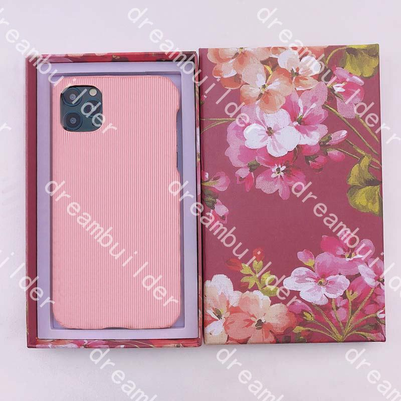 Casi del telefono di moda per iPhone 12 Pro Max Mini 11 11Pro 11Promax 7 8 Plus X XR XSMax Cover PU Shell Shell Samsung S10 S20P Nota 10 20