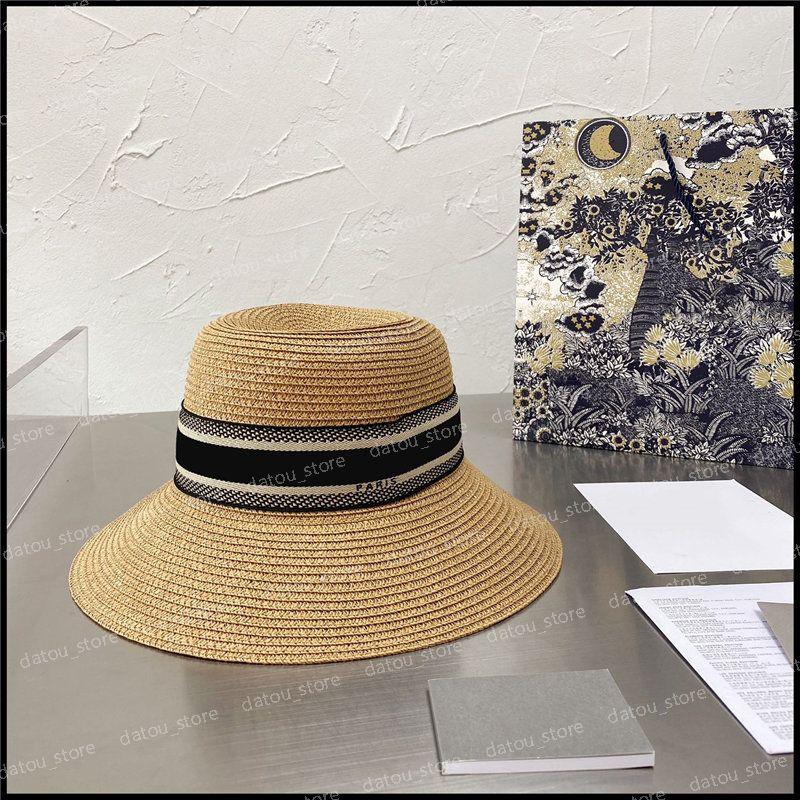 Lüks Tasarımcılar Caps Şapka Erkek Güneş Kova Şapka Bonnet Beanie Bayan Yaz Tatil Strawhat Casquette Snapbacks Beanies Fedora Takımlı Kapaklar