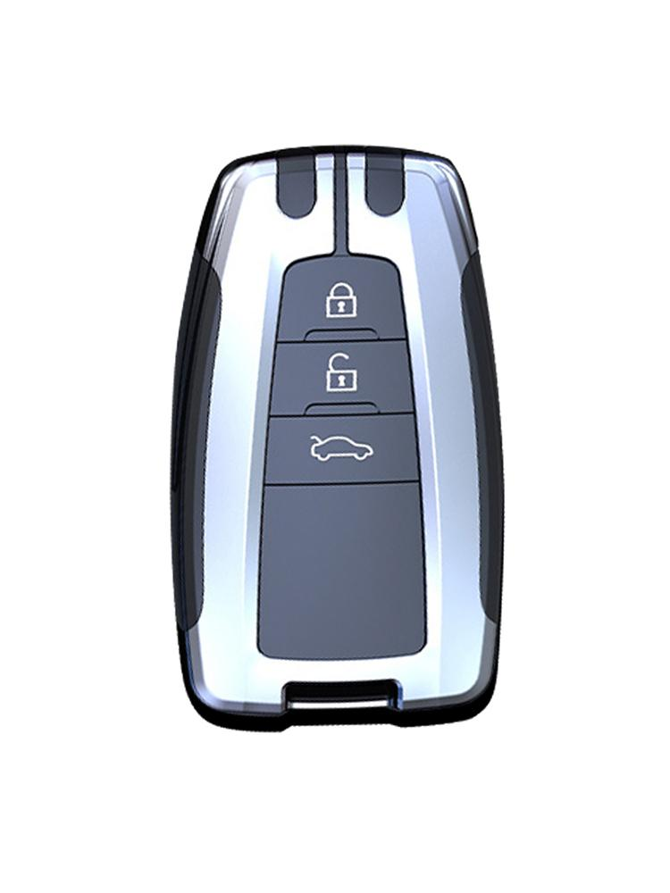 Suitable for Toyota Carola zinc alloy key case