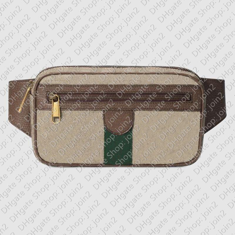 HAUT. 598127 Ophidia Cross Body Body Sac Designer Mode Mensenger Sacs Messenger