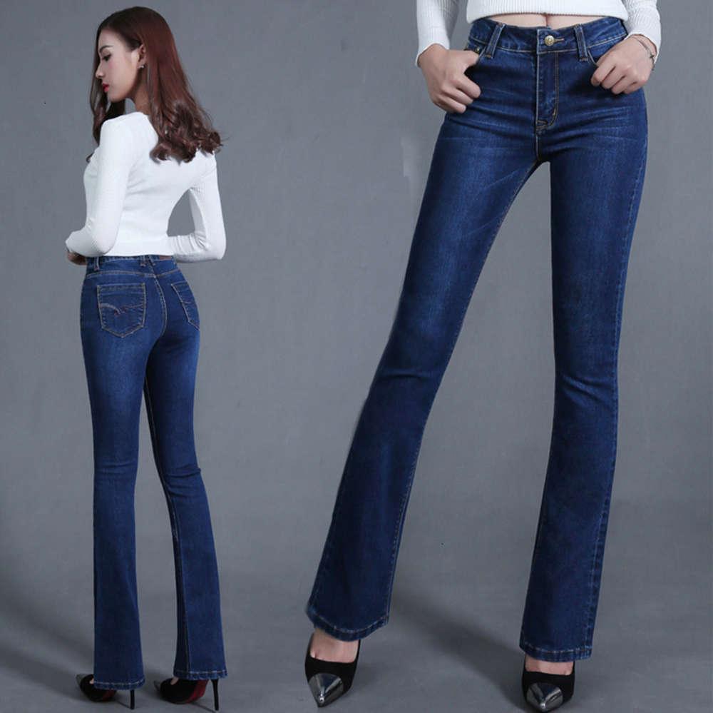 2020 nuovi jeans casual casual moda di alta qualità da donna