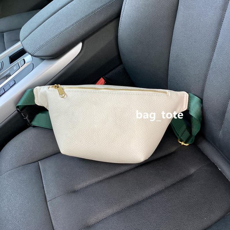 Männer Frauen Taille Taschen Umhängetaschen Strand Taschen Klassische Frauen Farbe Matching Handtasche Crossbody Bag Dame Geldbörse Brieftasche