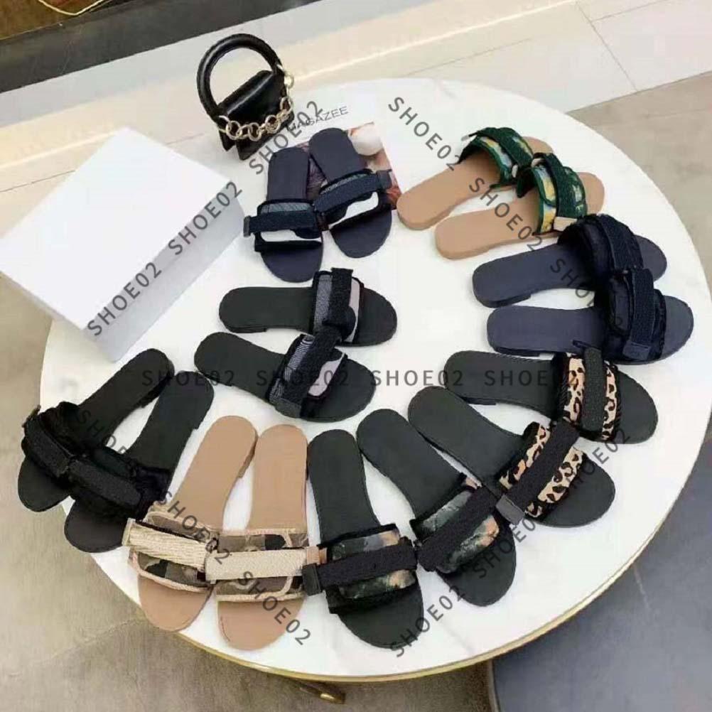 잘 판매 슬라이드 샌들 여성 신발 슬라이드 여름 패션 와이드 플랫 미끄러운 두꺼운 슬리퍼 플립 플롭 shoe02