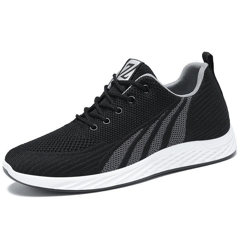 2021 공장 수준의 디자인 남성과 여성의 스포츠 신발 탄성 패션 캐주얼 고품질 여름