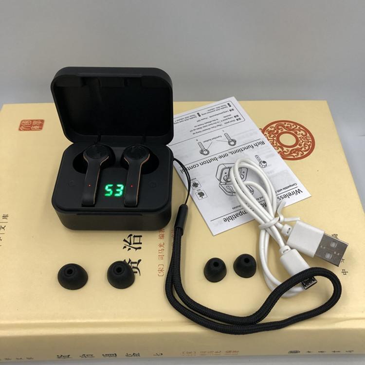 TWS L6 cuffie wireless Bluetooth auricolari Pro auricolari pro wireless per iPhone Samsung Phone cellulare