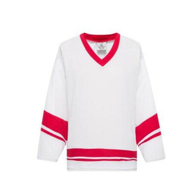 Mężczyźni puste koszulki hokejowe hurtowe hurtowe koszule hokejowe dobrej jakości rozmiar S-3XL 004