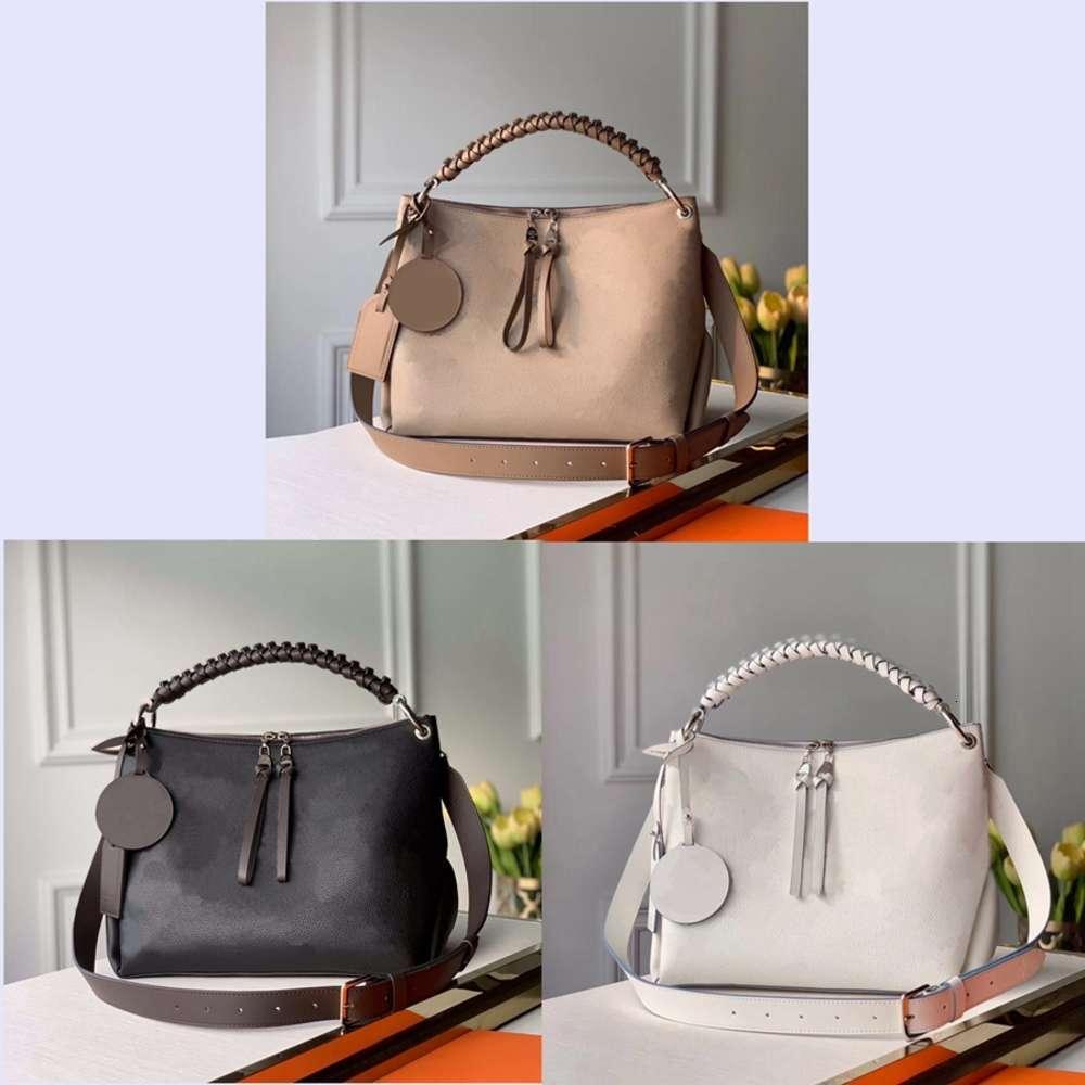 5A + Calidad, Bolso de moda clásico, bolsas de lujo, bolsos, bolsos, bandolera, bandolera, billetera, piel de becerro perforada, -0014