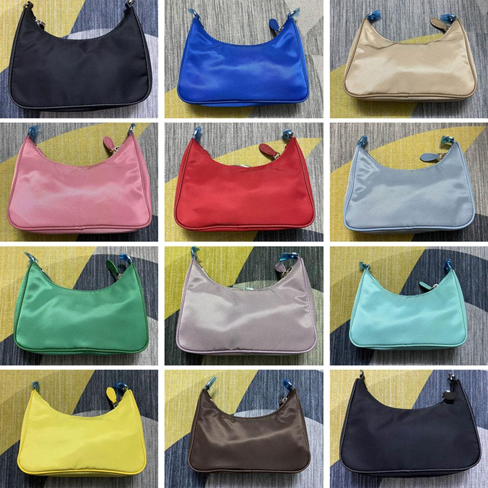Originals luxurys nylon hobo crossbody bags messenger handbags shoulder Bag for women classic designers purse zipper fashion woman chest chain tote key wallet