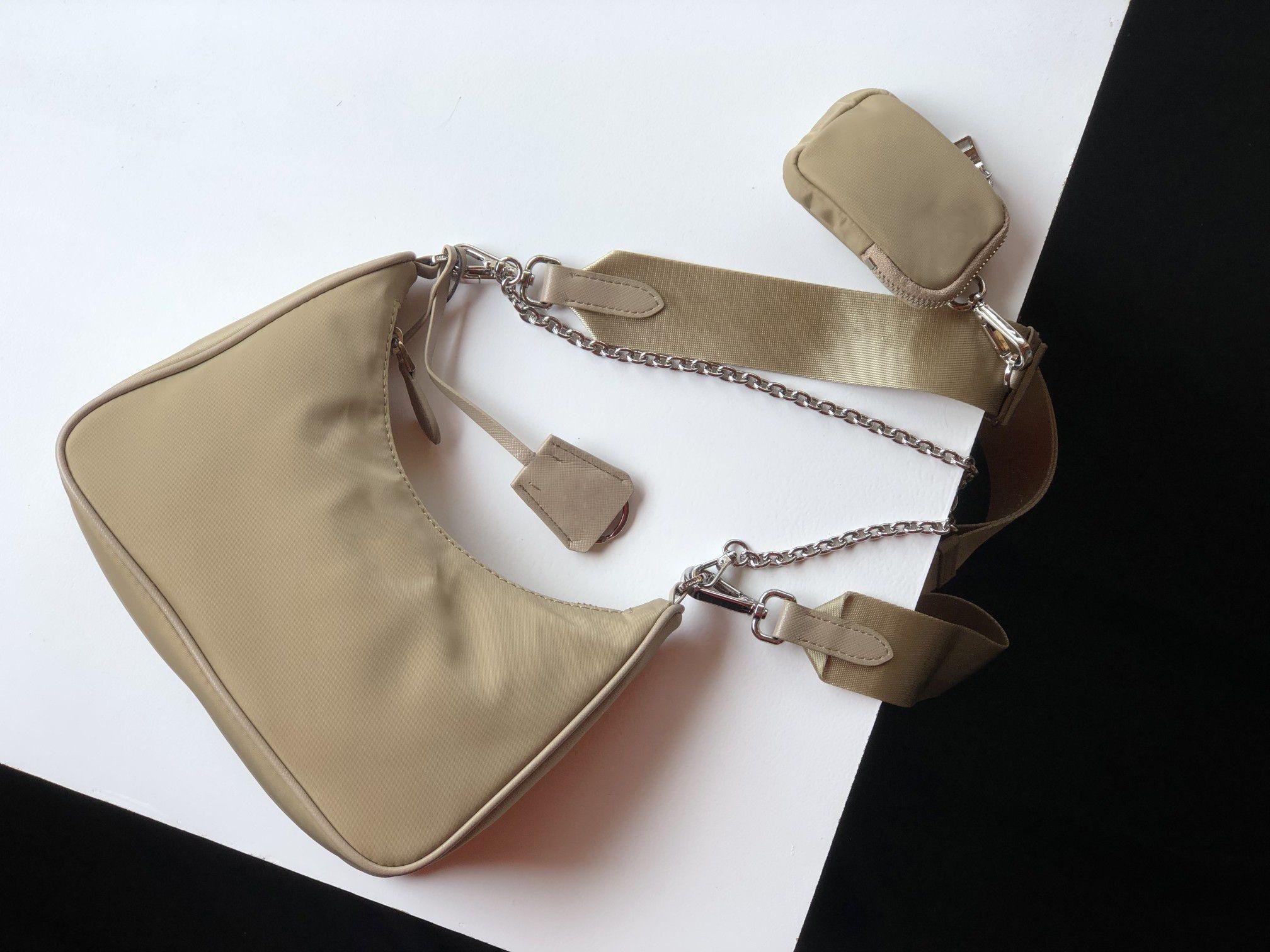 Wholesale toile Hobo pour femme Sac à bandoulière de Messenge de Femme Pack Pool Lady Tote Chains Sacs à main