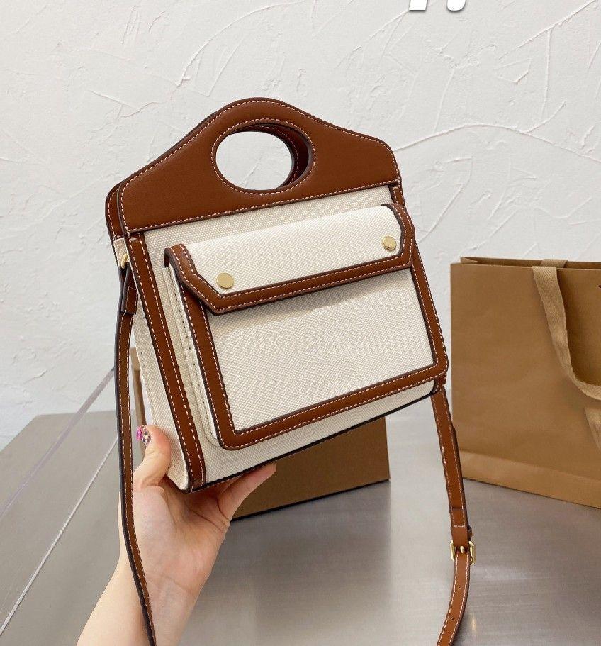 2021 أعلى حقيبة الكتف قطري مصمم إلكتروني الكلاسيكية نمط المرأة حقائب الأزياء مطابقة الكتان عالية الجودة حقيبة يد WF2105134