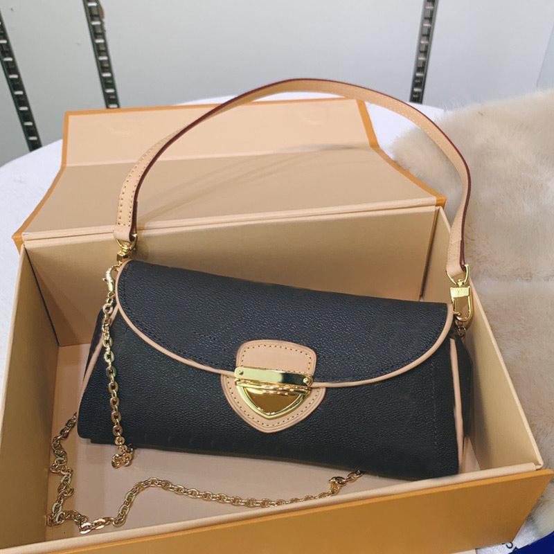 패션 스타일 여자 어깨 가방 지갑 레이디 메신저 가방 핸드백 일반 덮여 진짜 가죽 클래식 핸드백