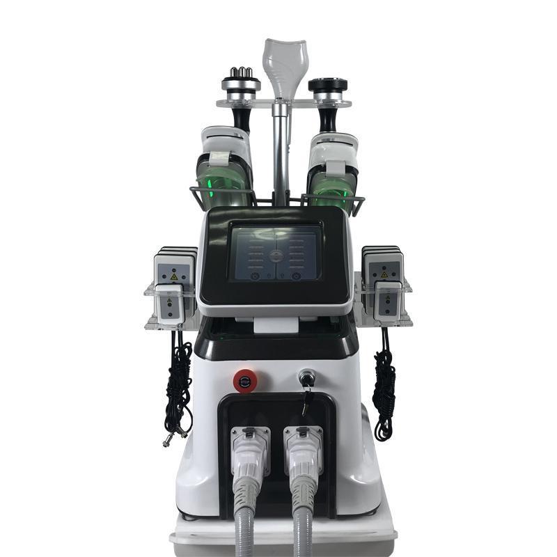 2021 المحمولة cryolipolysis آلة 360 مزدوجة الذقن الدهون تجميد cryo التخسيس معدات الجمال فراغ adipose تخفيض معدات العلاج بالتبريد