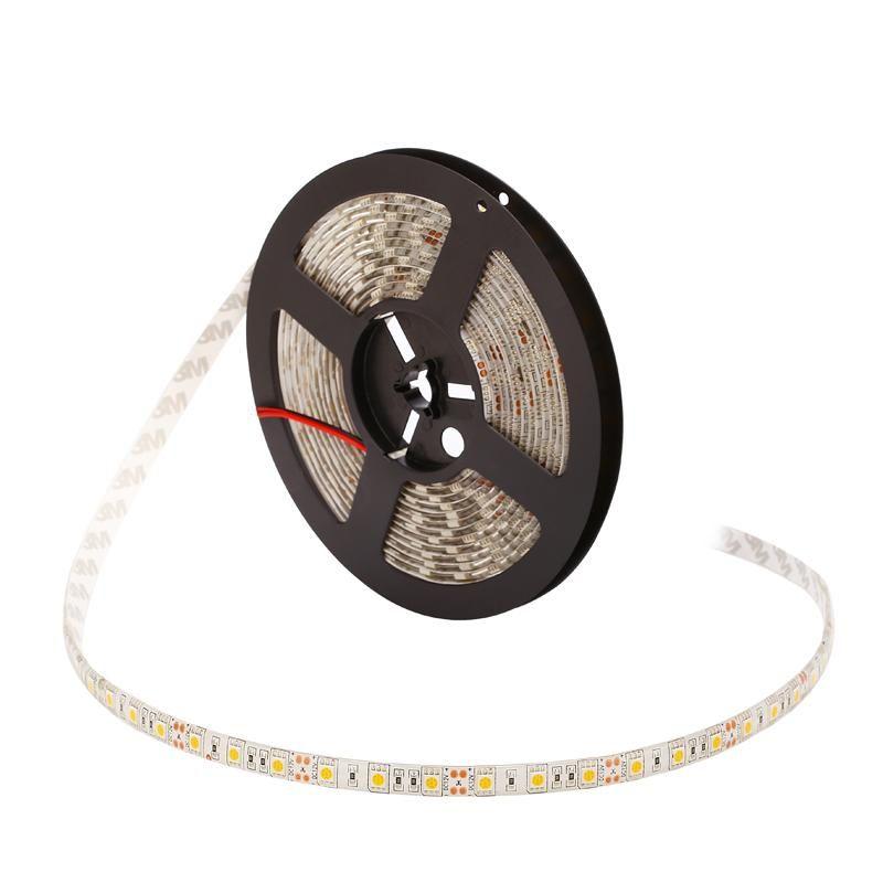 휴일 판매 방수 LED 스트립 자동차 빛 SMD 5M DC12V 유연한 절약 스트립