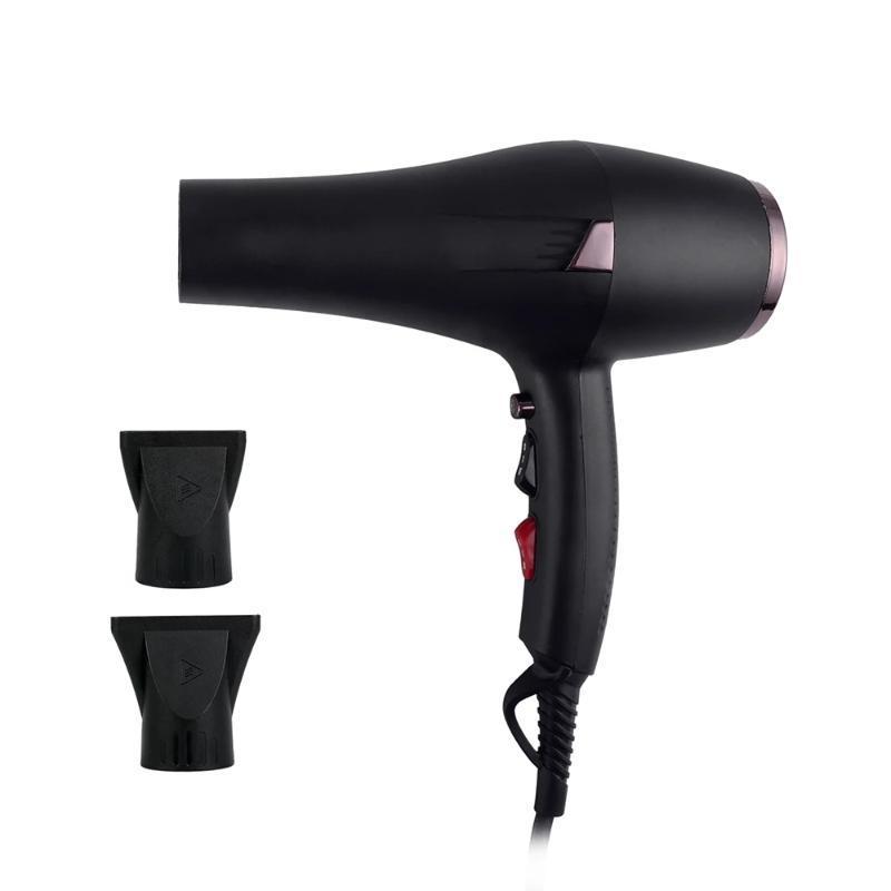 Asciugacapelli Asciugacapelli Styler Professional con diffusore 2000W Potente barbiere Uso Consulenza ADVISORY Spazzole elettrico basso DB