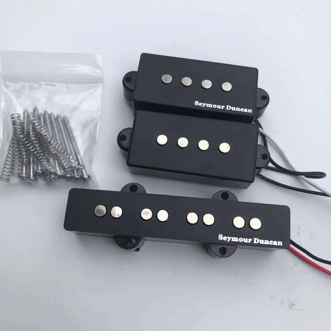 Seymour Duncan PB JB Pickup For 4 Strings electric bass Jazz Guitar 3 pcs/set