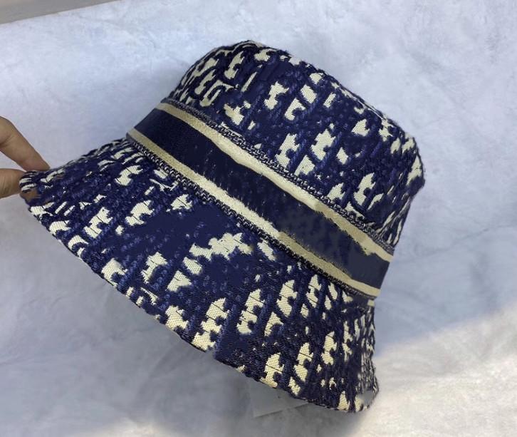해변 태양 양동이 모자 럭스 디자이너 모자 망 겨울 여름 Fedora 여성 보닛 비니 모자 야구 모자 Snapback 비니