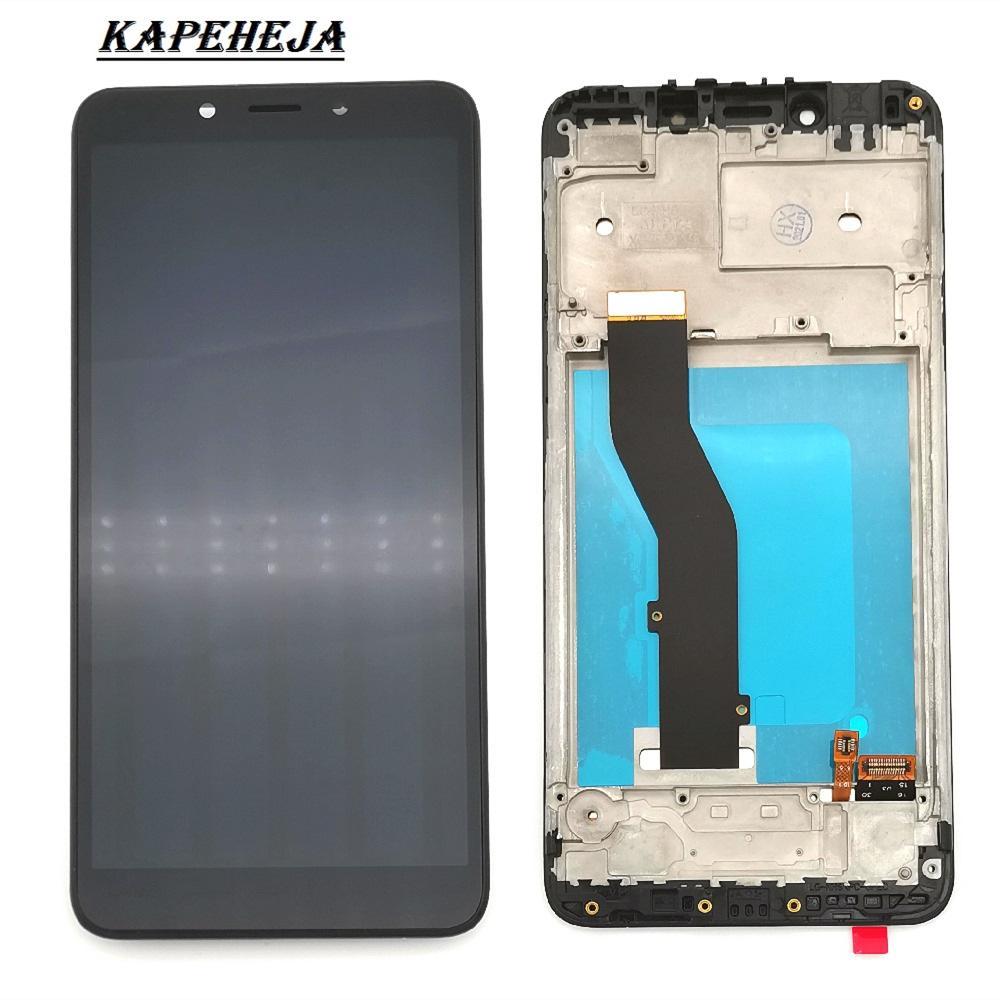 5,45 дюйма для LG K20 2019 K8 PLUS LMX120EMW LM-X120 ЖК-панели ЖК-дисплея Дисплей Сенсорный экран