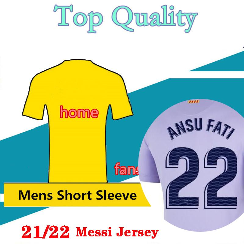 S-4XL 212 Messi 축구 유니폼 2021 2022 축구 셔츠 Camiseta de Fútbol Maillot 발