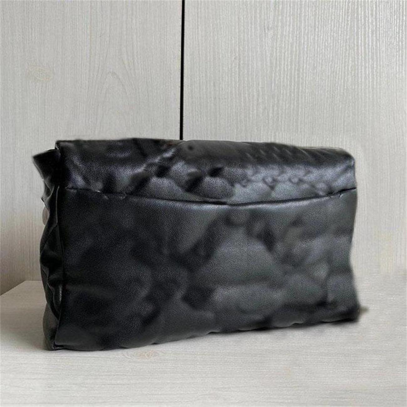Designer de luxo 19 bolsa famosas mulheres flap sacos bolsas de couro mulher mulher feminina bolsa de ombro