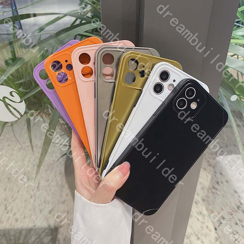 Lunge Piece Moda Telefono Custodie per iPhone 13 Pro Max 11 XS XR XR XSMax TPU Designer Case con scatola