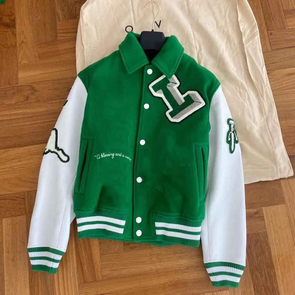 2021SS Spring and Summer Nouveau Coton de haute qualité Impression à manches courtes Panneau à col rond T-shirt Tableau: M-L-XL-XXL-XXXL Couleur: Noir Blanc B1V88