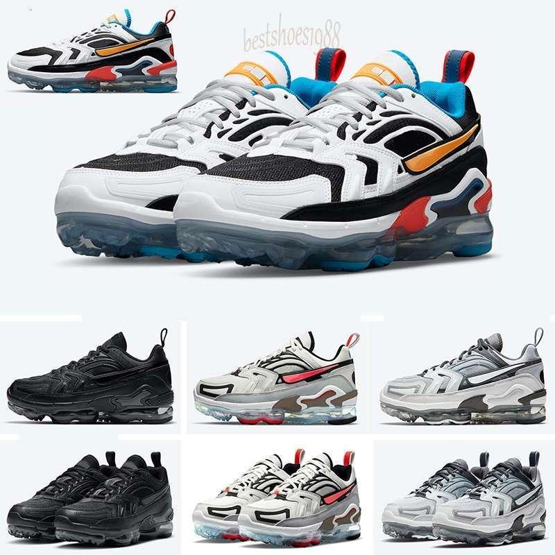 TN Plus Evo Runner Ayakkabı Erkek Kadın Eğitmenler Siyah Beyaz Erkek Açık Spor Sneakers Boyutu 36-45 Lesliecheung