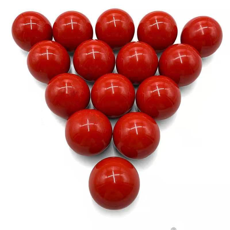 Billiard Balls 2pcs/ Lot Single Snooker Ball Grade B Resin 52.5mm Bulk Indoor Game