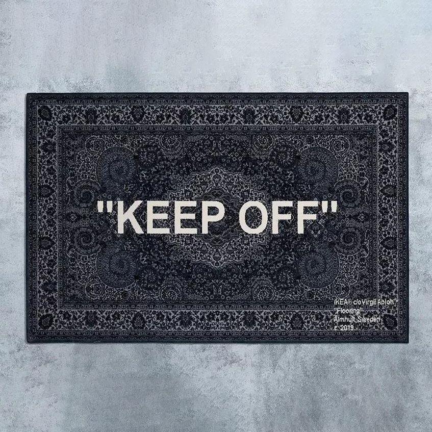 Neew upgrade! Flower branco da caju Mantenha o tapete da decorações do tapete do desenhista da moda dos tapetes do tapetes