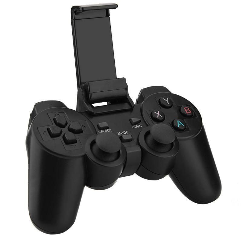 2.4GHz Wireless Smart Gamepad Game Controller For TV Box PC Mobile Phone Controllers & Joysticks