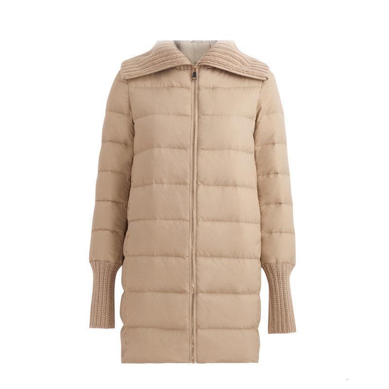 Vestes 2021 automne hiver manteau vêtements pour femmes nouvelle mi-longueur de mi-longueur veste femme
