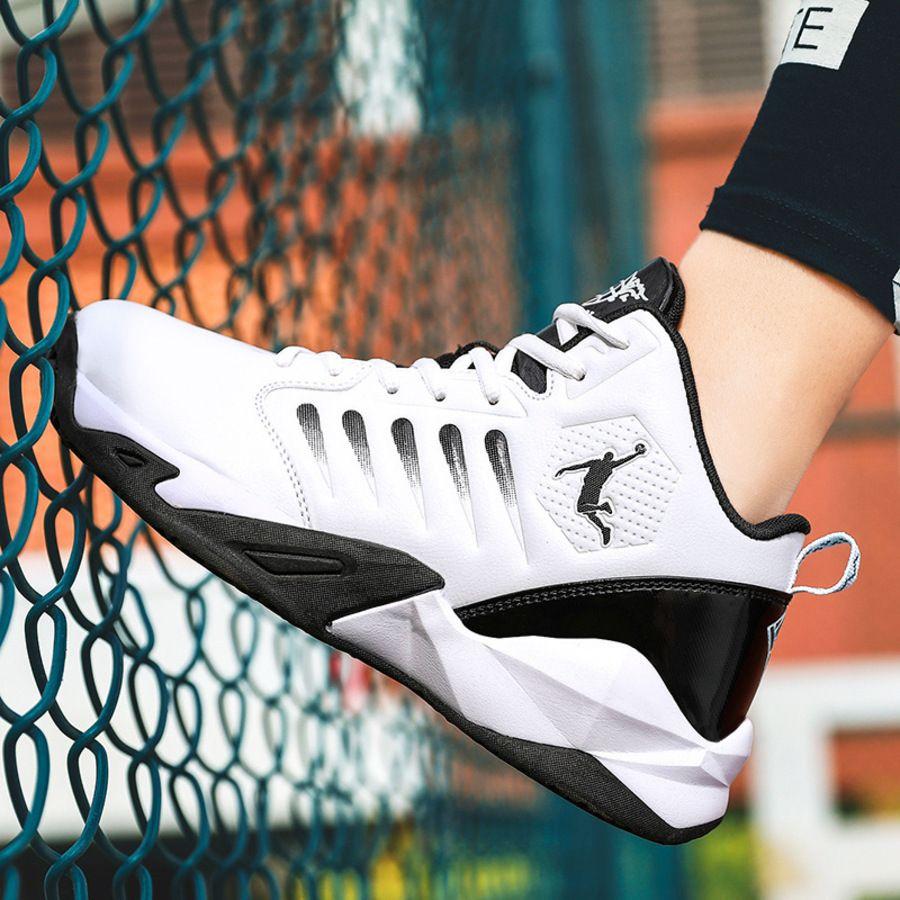 Basket-ball de sport haut de gamme NOUVEAU ANTICKID, Veille respirante, résistant à l'usure, chaussures décontractées en automne et en hiver de 2021 Uaad