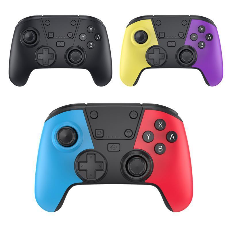 Suitable For Switch Handles, With Vibration And Burst Gyroscope Screen Capture Function, Built-in Battery, Bluetooth Wireless Game Controlle