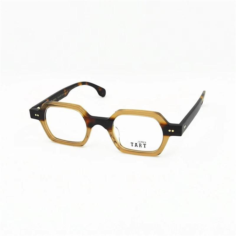 239 Nuevas gafas de óptica de moda con protección UV para hombres y mujeres Marco cuadrado de la vendimia popular calidad superior vienen con estuche clásico de vidrio