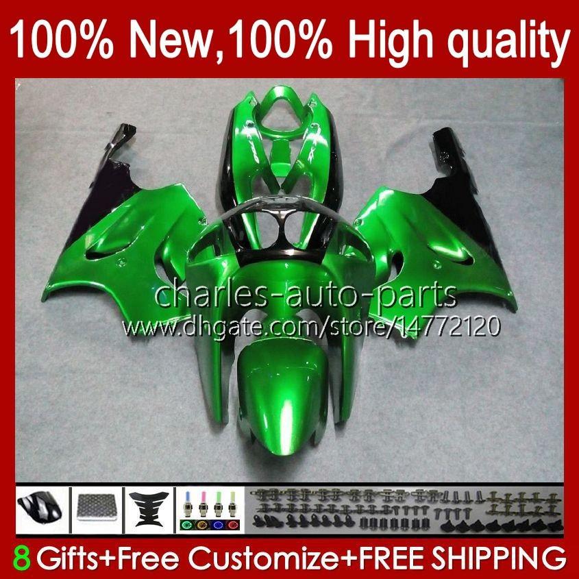 Bodywork Corps pour Kawasaki Ninja ZX-750 ZX7R ZX750 ZX 7 R Perle Green Nouveau 96 97 98 99 2000 2001 2001 2002 2003 28HC.12 ZX 7R ZX 750 ZX-7R 1996 1997 1998 1999 00 01 02 03 Catériel OEM
