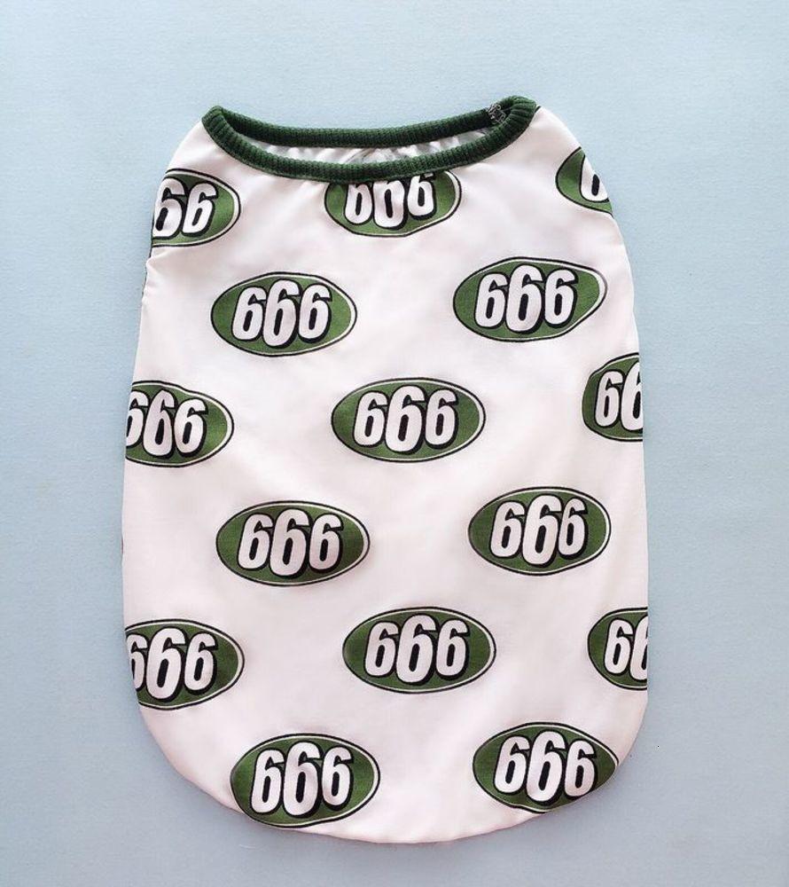 Одежда Fadou ткань толстая собака Bagger VT лето тонкий 666 шаблон хлопчатобумажная конопля дыхательная