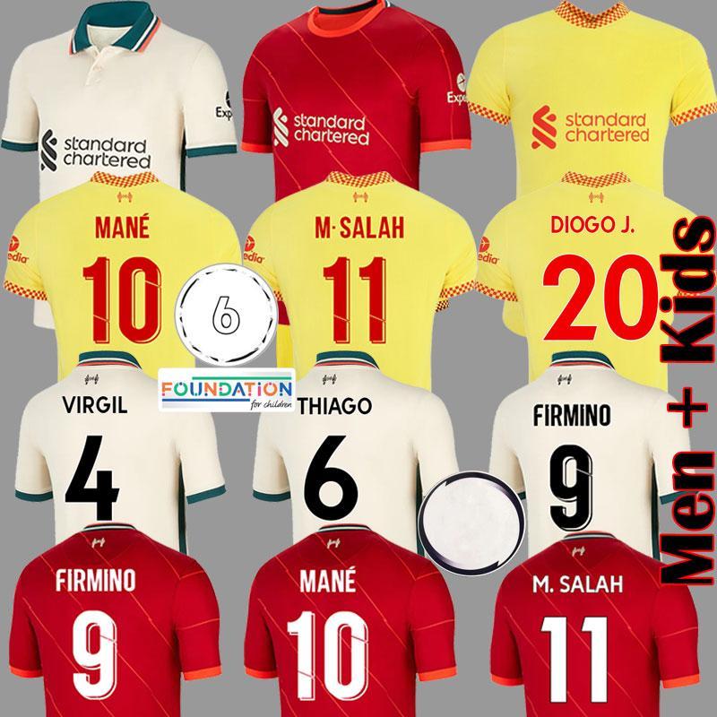 20 21 Mitrovic Cairney Soccer Jerseys League 2020 2021 Kathaert Seri Lemina Angusasa Home Away Homens Amarelos Crianças Conjunto de Futebol Shirts Uniforme