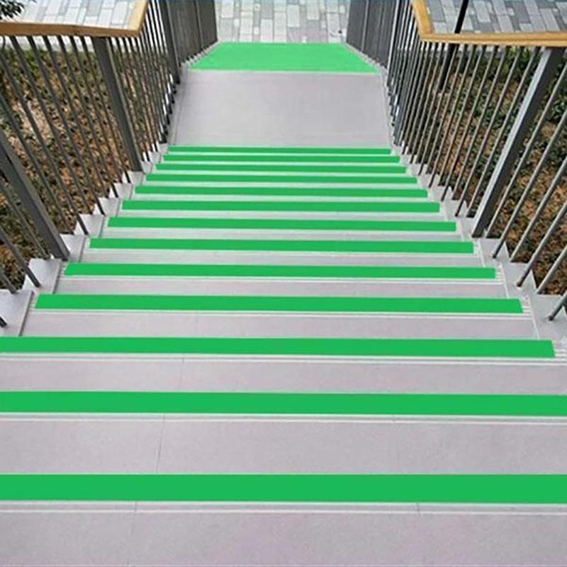 Étape autocollante anti-collision anti-collision d'escaliers antidérapante anti-collision pour la maternelle Home STSF666 Tapis de bain