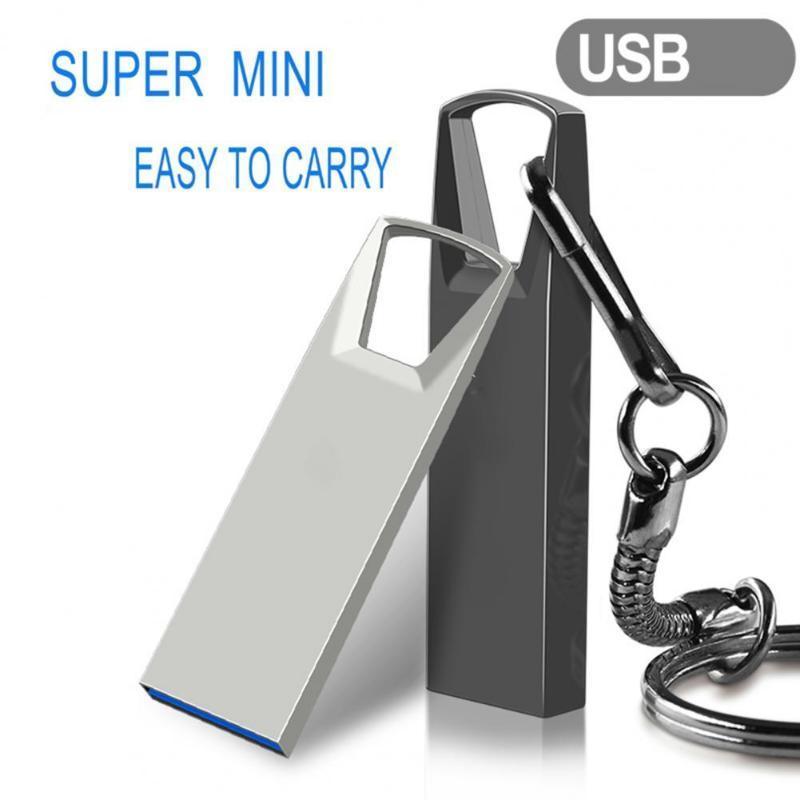 Hubs Anti-lost Usb Flash Drive 64GB 32GB 16GB 8GB 4GB Pen Pendrive Disk Memoria Cel Stick Gift