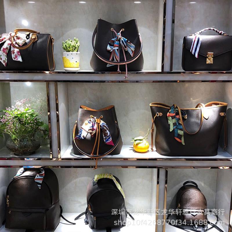 Diseñador Bolsa alta de lujo Bolsas de aleta originales de lujo Mujeres Puesta de sol Calidad 2021 Bolsos Hombro Crossbody Moda Medio Medio Bolso de cuero Ojwli