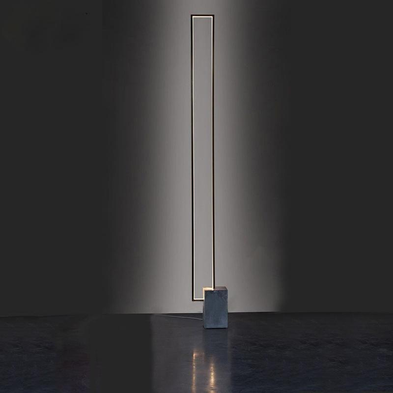 현대 LED 크리스탈 유리 볼 플로어 램프 램프 램프 드다 테라 스탠드 거실 침실