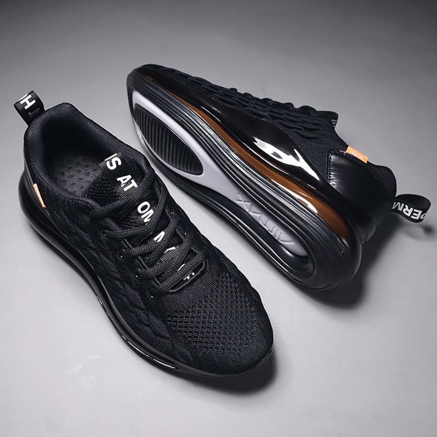 Comprimento Ar Almofada Completa Esportes Grande Coreano Moda Basquete Men's Outdoor Lazer Sapatos FJ5D