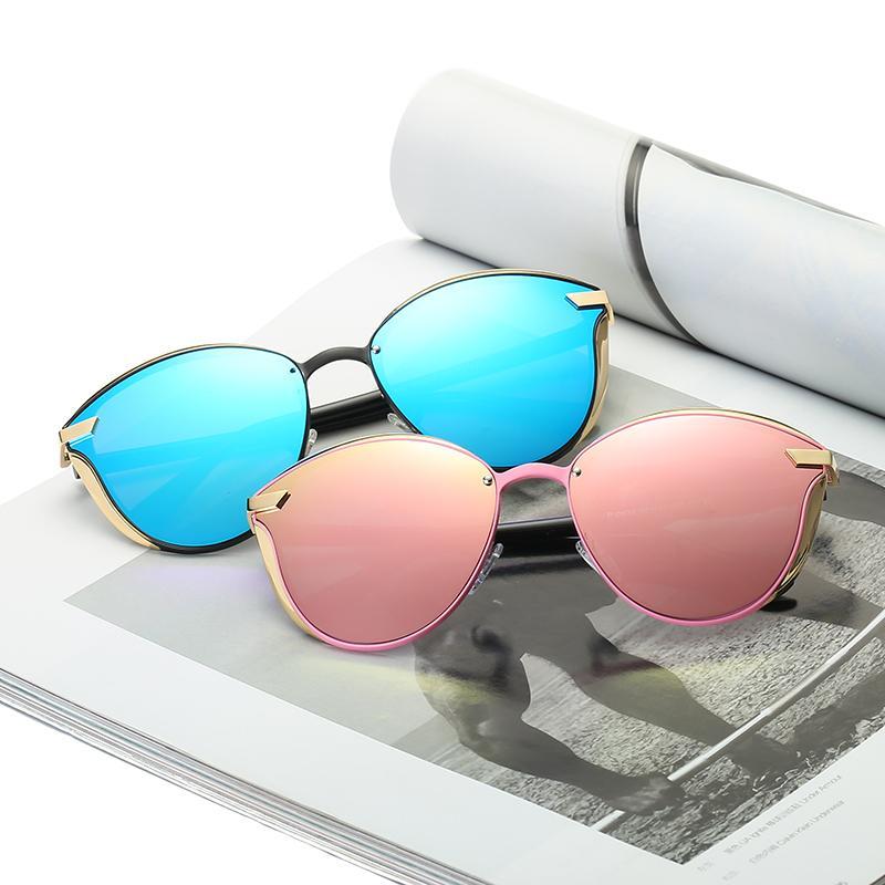 Lunettes dropshipping uv400 femmes lunettes de soleil oeil de chat Fondyi avec cas0 soleil mode femme sport fête lunettes filles polarisées uwcxg